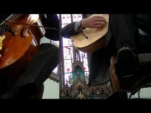 Prelude, Fantaisie and Allemande in a minor (Troisième Livre) Marin Marais