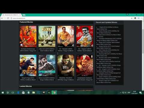 Watch New Movies(Telugu,Hindi,English)
