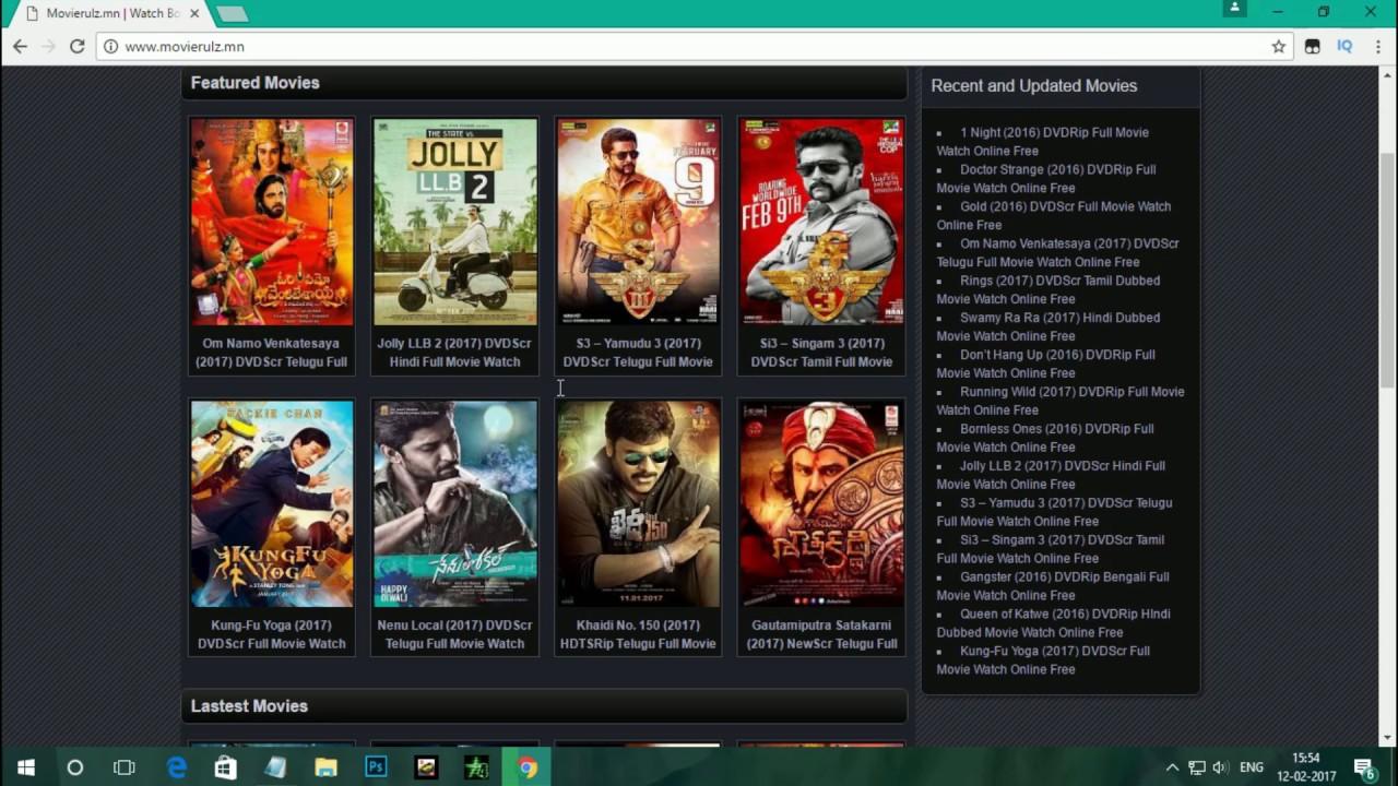 Watch New Moviestelugu,Hindi,English - Youtube-9786
