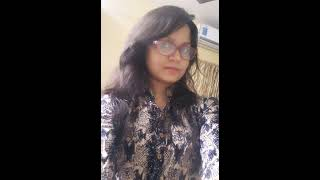 Aayat | Bajirao Mastani | Mobile recording | cover by- Swagata