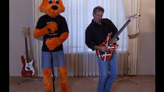Derek Savage 'Cool Cat Loves to Rock' music video