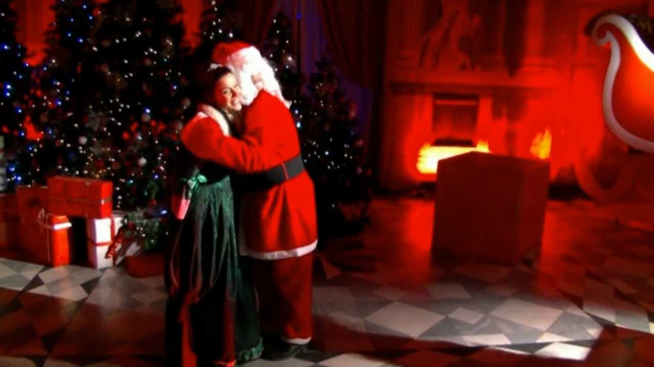 La casa di Babbo Natale  YouTube