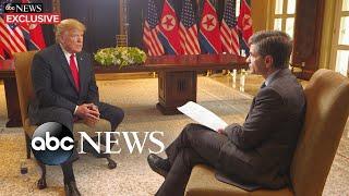 Trump Describes 'Special Bond' He'S Formed With Kim Jong Un