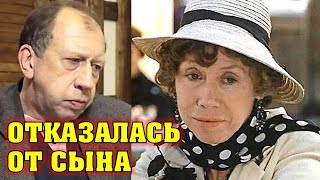Помните актрису Евгению Ханаеву? Почему актриса самовольно отказалась от родного сына
