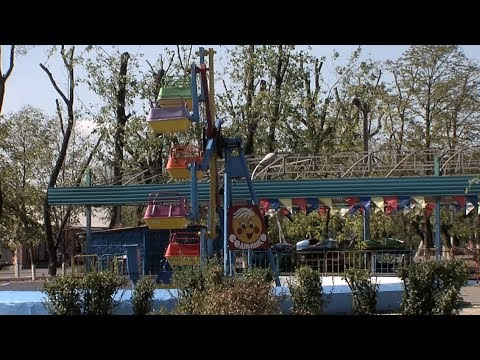 Проект «Комфортная городская среда» реализуется в новошахтинском парке