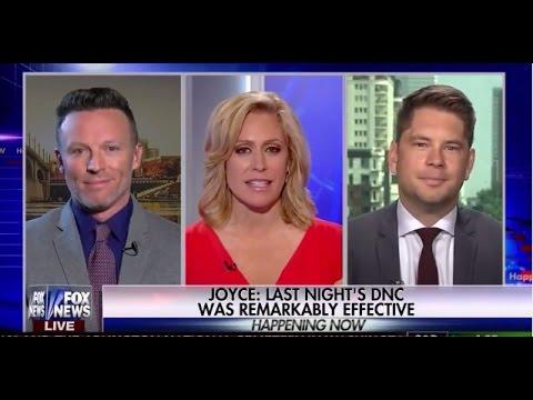 "Brian Joyce on ""Happening Now"" on Fox News - July 29, 2016"