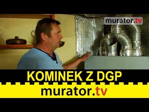 Dlaczego kominek z dystrybucją gorącego powietrza (DGP) słabo grzeje - Pogotowie budowlane Muratora