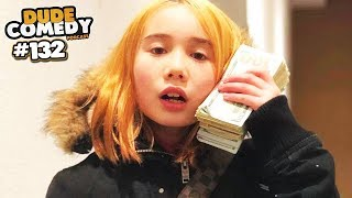 Lil Tay called the podcast... #132