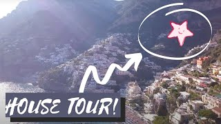 Gambar cover Positano AIRBNB TOUR Headed to Florence  Vlog 2!