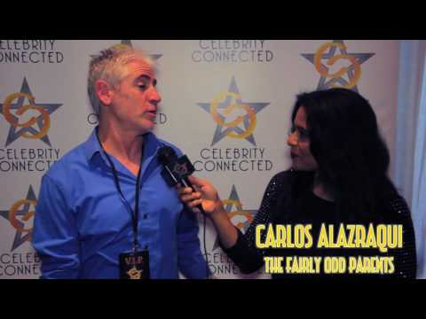 Celebrity Connected Interview with Carlos Alazraqui