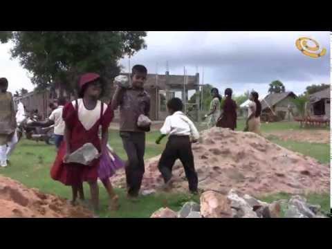Pro Poor Projects - Community Building in Sri Lanka - Kumburupiddy