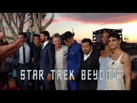 Star Trek Beyond Movie Premiere