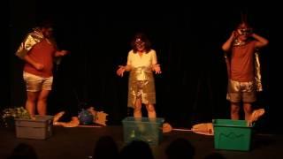 Flash Gordon: The Musical - The Play