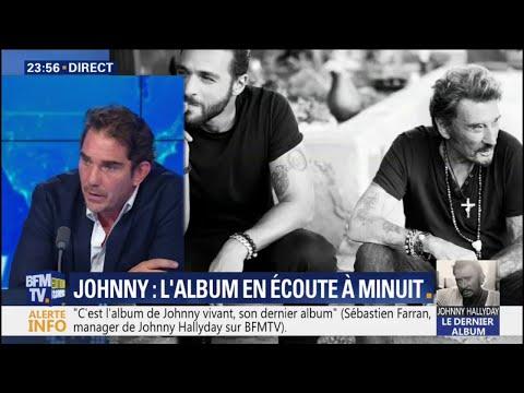 """Sébastien Farran: Laeticia Hallyday a vécu """"une chasse à l'homme atroce"""""""