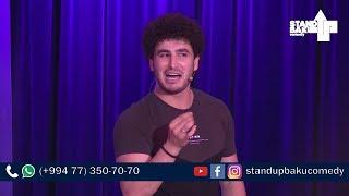 Ülvi Həsənli (Stand UP Baku - 4-cü şou)