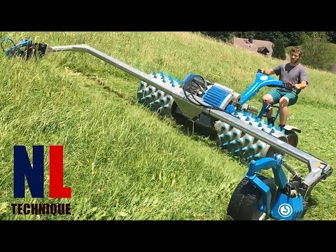 Cool And Powerful Agriculture Machines That Are On Another Level
