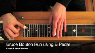 "HALF SPEED ""Highway 40 Blues"" - Pedal Steel Solo (Ricky Skaggs, Brad Paisley, Randle Currie)"
