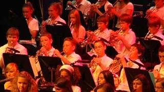 Download CBG LU Mittelstufenblasorchester 2009 - On The Movieset [J. E. Blackstone] MP3 song and Music Video