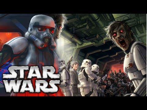 Zombies & The Black Wing Virus: Star Wars Rethink