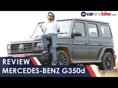Mercedes-Benz G350d Review