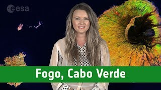 Earth from space: Fogo, Cabo Verde