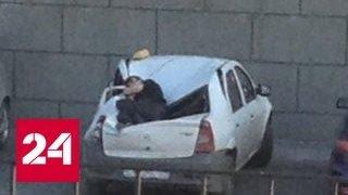 В реанимации но живой подросток упал с 23 го этажа