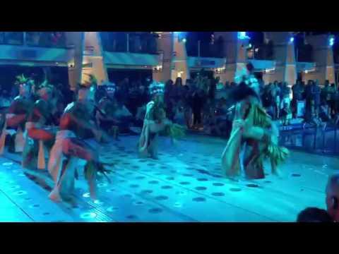 Francia Polinézia, tánc