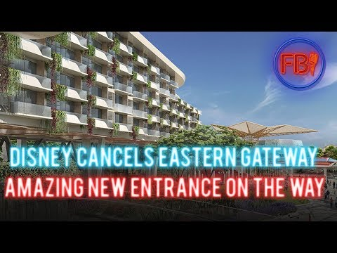 CONFIRMED! Disney Cancels Eastern Gateway - new parking in Downtown Disney - Disney News 10-25-17