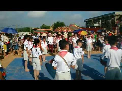 Trại hè thiếu nhi Phú Ninh - Liên Hòa -Lập Thạch - Vĩnh Phúc