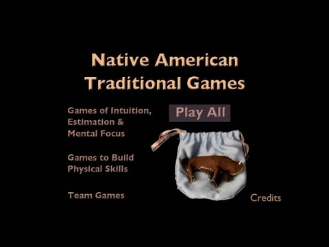 Native American Traditional Games