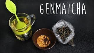 Herbata z prażonym ryżem DIY - Papu Agi #1