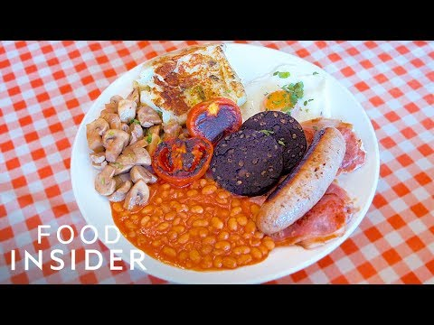 Why Terry's Has The Best Full English Breakfast In London
