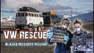 VW BUS RESCUE & RECOVERY MISSION - Hasta Alaska - S05E07