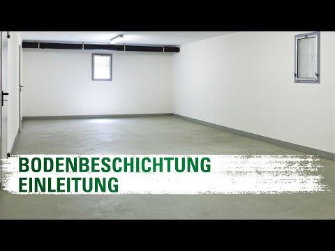 Top Bodenbeschichtung für Garagen, Keller, Industrieböden - JAEGER MV01