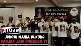 Download Jokowi Mania Dukung Ganjar Jadi Presiden?! (3) - AIMAN