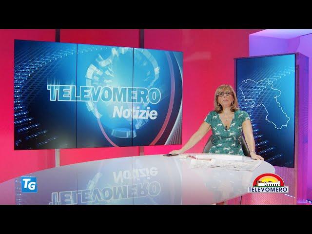 TELEVOMERO NOTIZIE 30 LUGLIO 2020 edizione delle 20 30