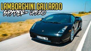 (0.21 MB) Lamborghini Gallardo Spyder Test Sürüşü / 520 HP Güçünde Efsane V10 Motoru ile Gazladık Mp3