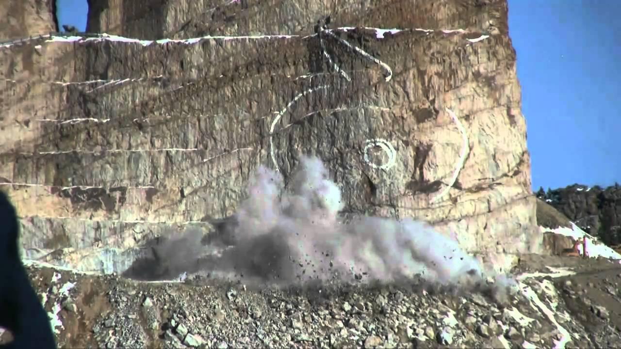 First blast of 2011