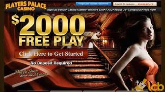 Players Palace Casino Video Review