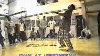 Bboy IVAN (Urban Action Figure) RARE documentary