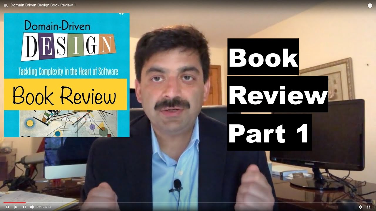 Design Patterns Elements Of Reusable Object Oriented Software Book Review Youtube