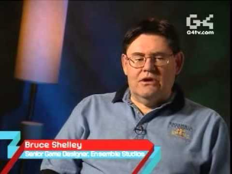 G4TV's Icons - Bruce Shelley