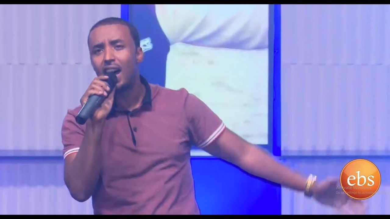 Sunday With EBS: Talk With Artist Nati Haile After His Long Absence - ድምጻዊ ናቲ ሃይሌ ከረዥም ጊዜ የውጭ ሃገር ቆይ