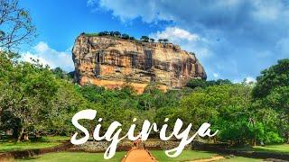 Sri Lanka Travel Guide - Sigiriya Lion Rock | The Travelizer