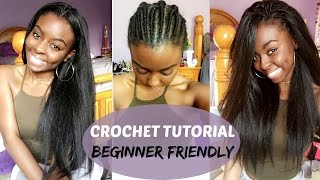 Dominican Blowout CROCHET tutorial // FOR BEGINNERS