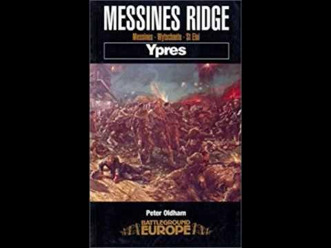 World War 1-Hill 60-Battle Of Messines Ridge 7th June 1917