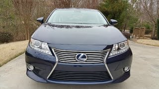 2015 lexus es 300h review a hybrid truly worth its price?