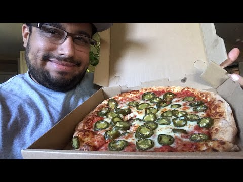 CHESSSYY PIZZA MUKBANG