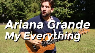 Ariana Grande - My Everything (Guitar Tutorial) by Shawn Parrotte