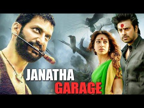 Janatha Garage   Hindi Dubbed Action ...